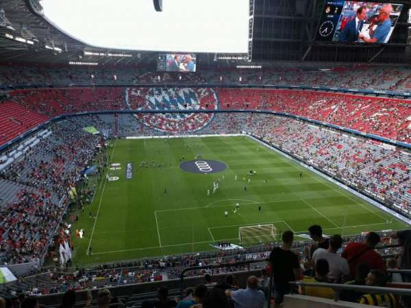 Allianz Arena, section: 314, row: 11, seat: 9