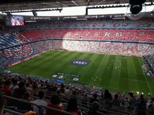 Allianz Arena, section: 306, row: 20, seat: 10