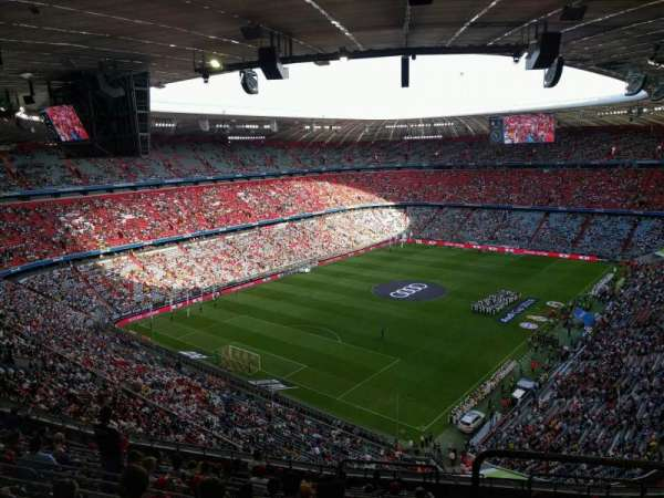 Allianz Arena, section: 344, row: 14, seat: 13