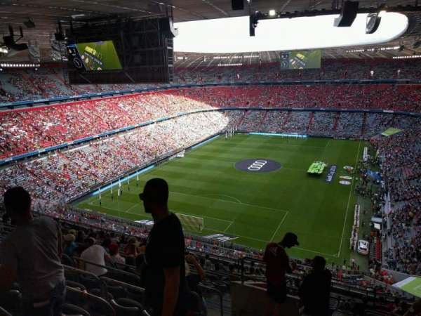 Allianz Arena, section: 342, row: 17, seat: 14