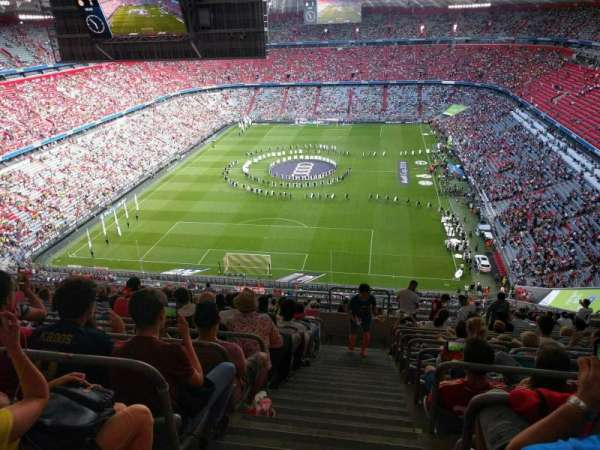 Allianz Arena, section: 341, row: 19, seat: 15