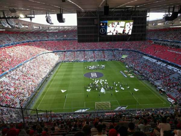 Allianz Arena, section: 339, row: 20, seat: 9