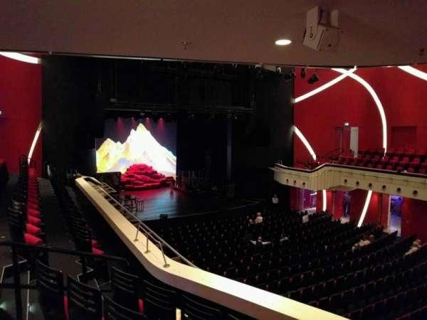 Deutsches Theater, section: Balkon Flügel Links, row: 4, seat: 3