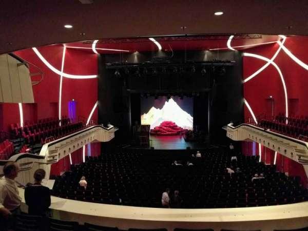 Deutsches Theater, section: Balkon Mitte, row: 5, seat: 8