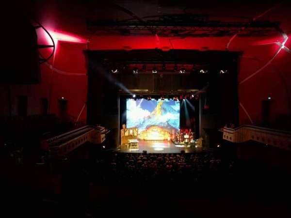 Deutsches Theater, section: Balkon Mitte, row: 4, seat: 23