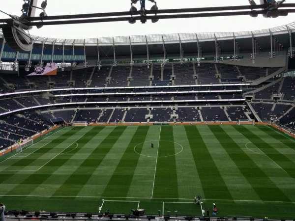 Tottenham Hotspur Stadium, section: 504, row: 17, seat: 160