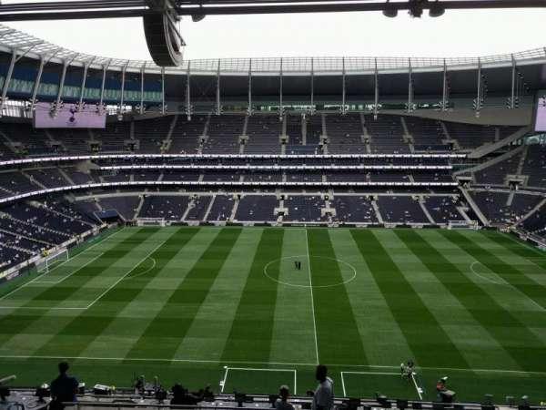 Tottenham Hotspur Stadium, section: 504, row: 17, seat: 164