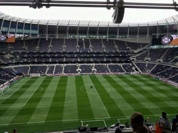 Tottenham Hotspur Stadium, section: 505, row: 16, seat: 196