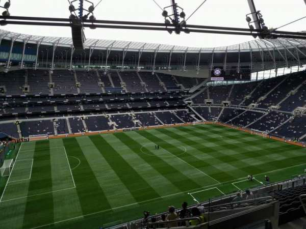 Tottenham Hotspur Stadium, section: 507, row: 16, seat: 253