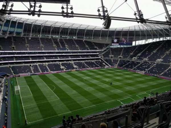 Tottenham Hotspur Stadium, section: 508, row: 15, seat: 286