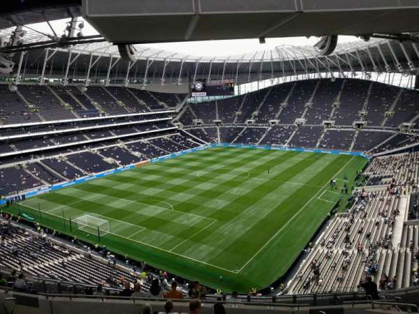 Tottenham Hotspur Stadium, section: 511, row: 15, seat: 381