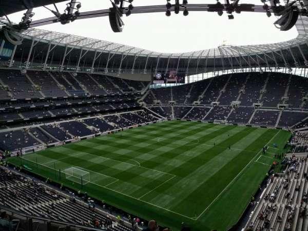 Tottenham Hotspur Stadium, section: 512, row: 10, seat: 387
