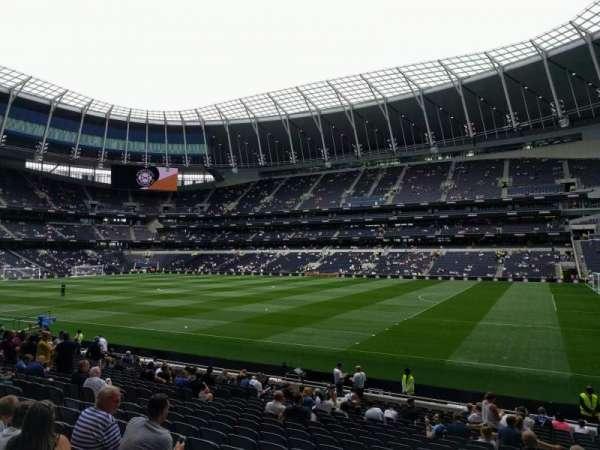 Tottenham Hotspur Stadium, section: 101, row: 21, seat: 11