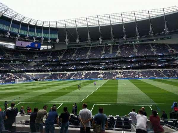 Tottenham Hotspur Stadium, section: 104, row: 19, seat: 94