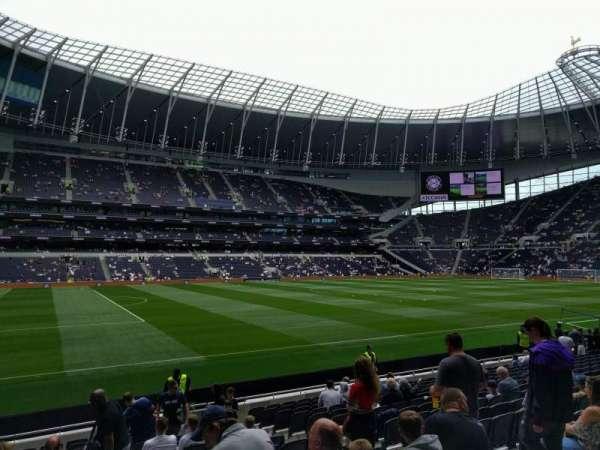 Tottenham Hotspur Stadium, section: 107, row: 16, seat: 195