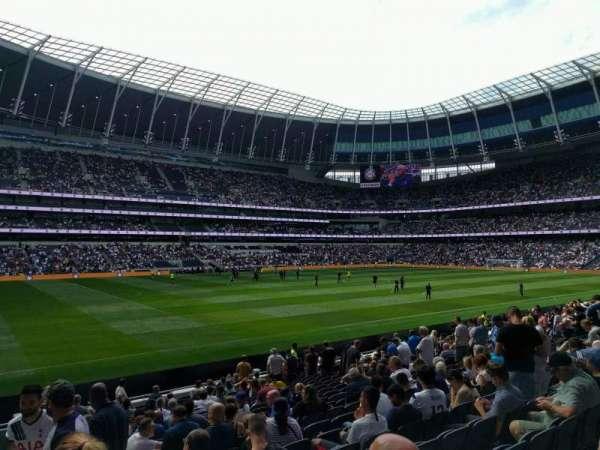 Tottenham Hotspur Stadium, section: 124, row: 20, seat: 745