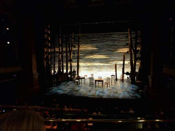 Phoenix Theatre, section: dress circle, row: b, seat: 11