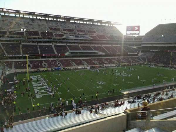 Kyle Field, section: 239, row: 6, seat: 11