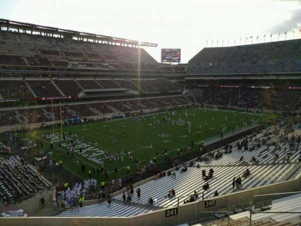 Kyle Field, section: 241, row: 10, seat: 10
