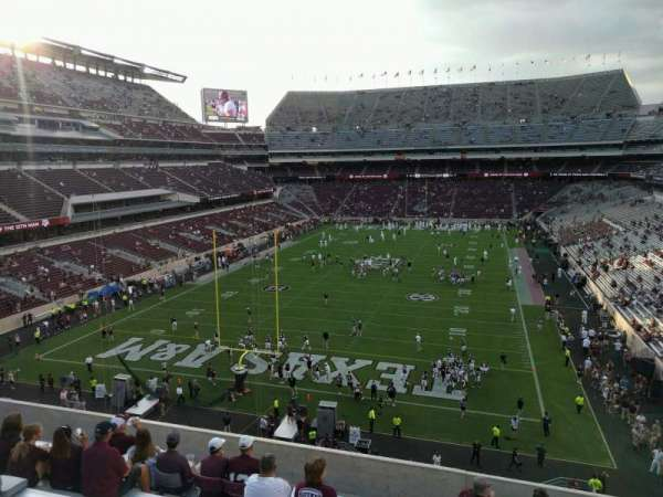 Kyle Field, section: 243, row: 10, seat: 13