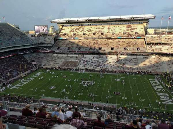 Kyle Field, section: 403, row: 11, seat: 16