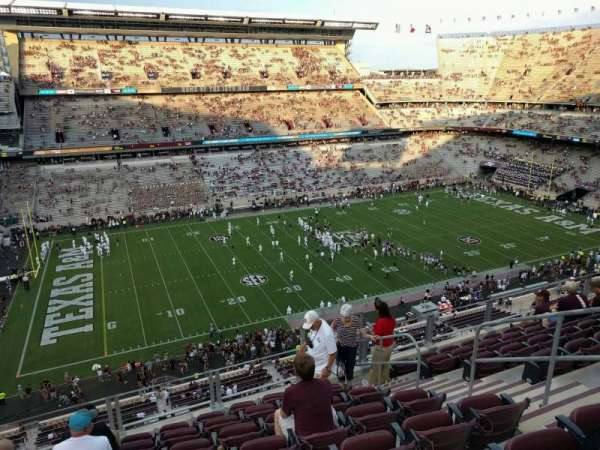 Kyle Field, section: 310, row: 10, seat: 6