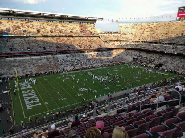 Kyle Field, section: 311, row: 9, seat: 12