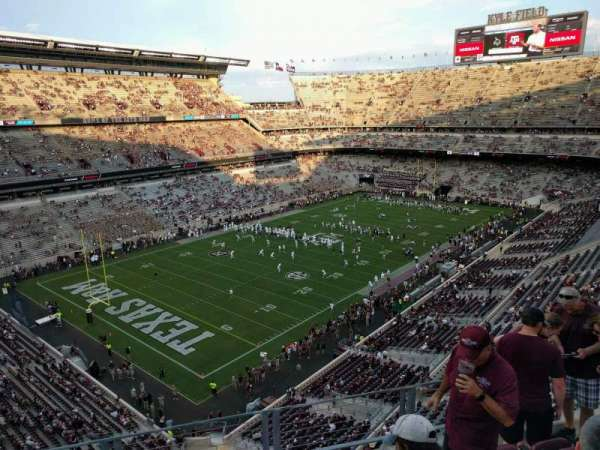 Kyle Field, section: 313, row: 5, seat: 13