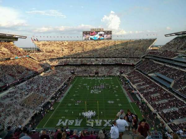 Kyle Field, section: 415, row: 13, seat: 3