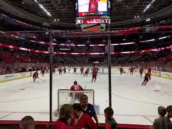 Canadian Tire Centre, section: 101, row: d, seat: 6
