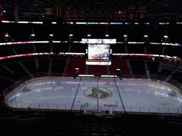 Canadian Tire Centre, section: 323, row: n, seat: 14