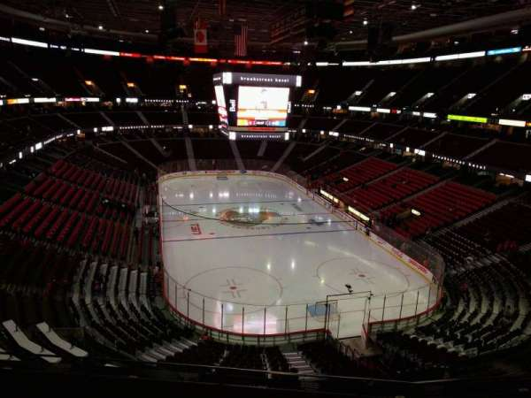 Canadian Tire Centre, section: 316, row: d, seat: 12