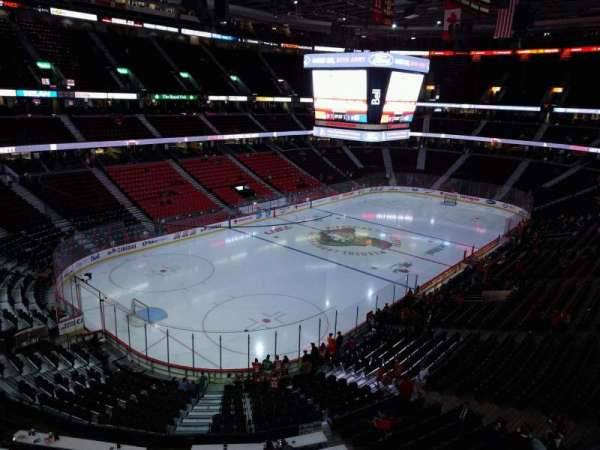 Canadian Tire Centre, section: 312, row: a, seat: 14