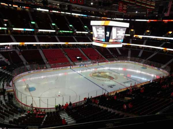 Canadian Tire Centre, section: 311, row: c, seat: 7