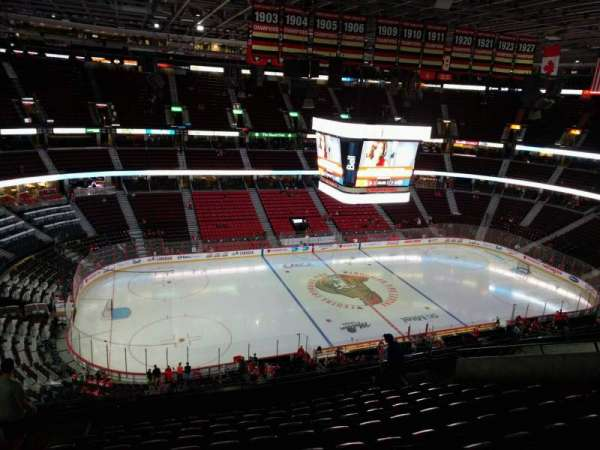 Canadian Tire Centre, section: 310, row: m, seat: 16