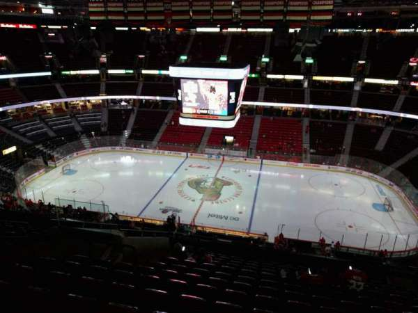 Canadian Tire Centre, section: 307, row: o, seat: 12