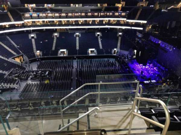 Chase Center, section: 206, row: 14, seat: 1