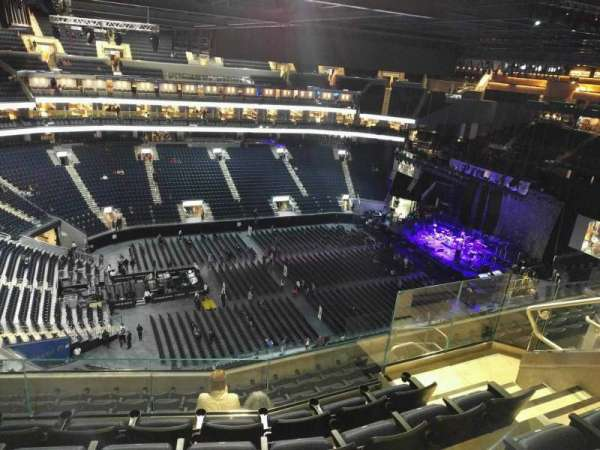 Chase Center, section: 207, row: 14, seat: 11
