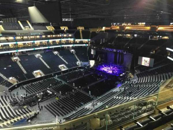 Chase Center, section: 208, row: 13, seat: 9