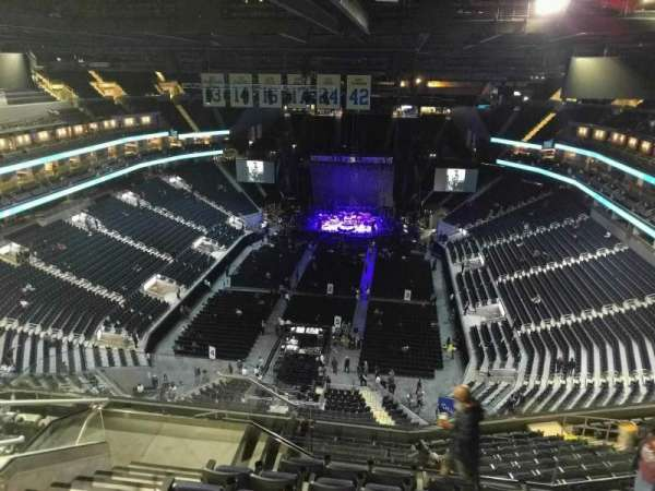 Chase Center, section: 211, row: 16, seat: 18