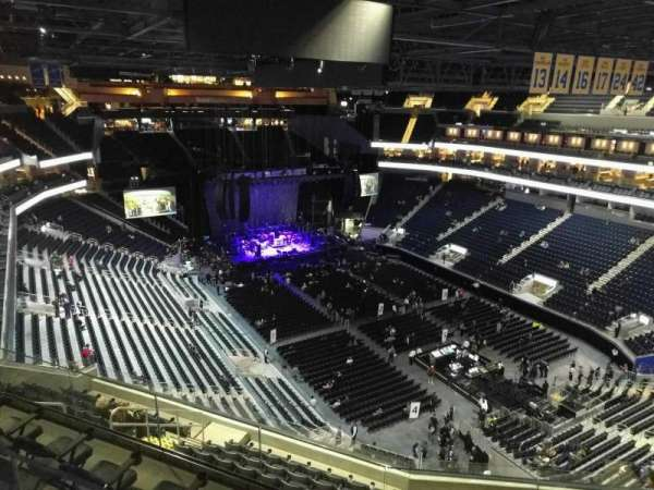 Chase Center, section: 217, row: 16, seat: 11