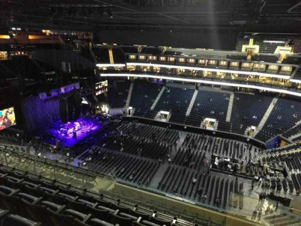 Chase Center, section: 219, row: 15, seat: 5