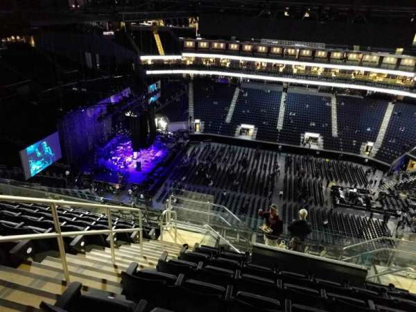 Chase Center, section: 220, row: 18, seat: 6