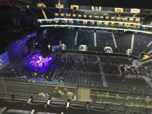 Chase Center, section: 221, row: 13, seat: 10