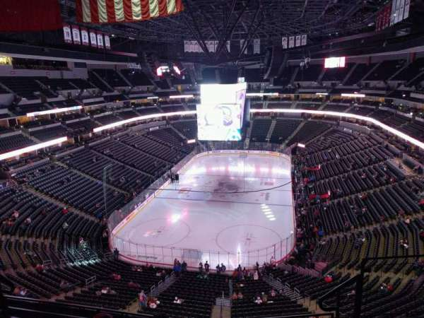 Pepsi Center, section: 320, row: 8, seat: 5