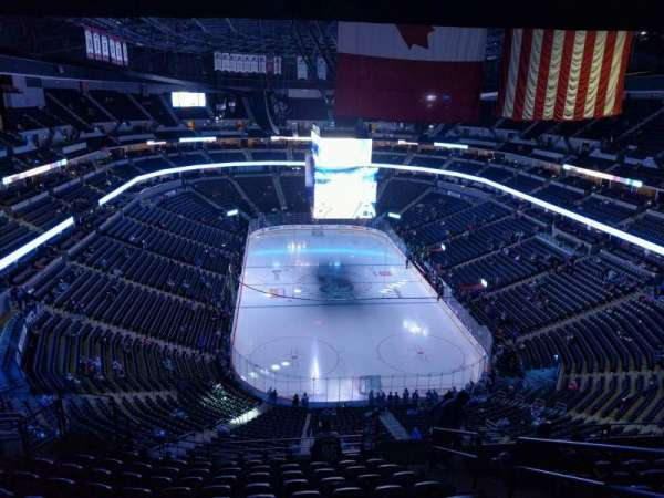 Pepsi Center, section: 324, row: 14, seat: 5