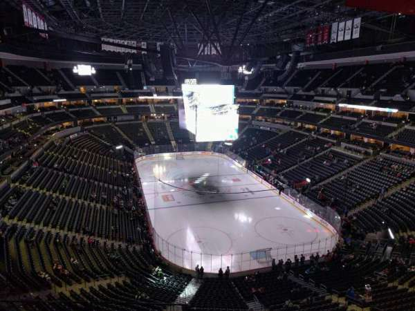 Pepsi Center, section: 326, row: 7, seat: 6