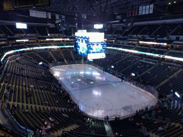 Pepsi Center, section: 328, row: 6, seat: 7