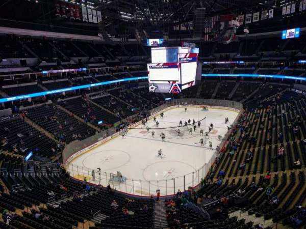 Pepsi Center, section: 357, row: 2, seat: 9