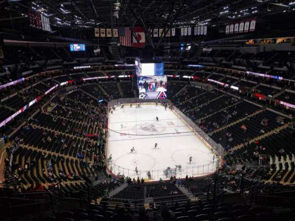 Pepsi Center, section: 364, row: 13, seat: 9